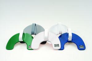 SS4: grün,silber, weiß, orange, blau