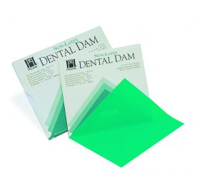 Hygenic Non Latex Dental Dam 1