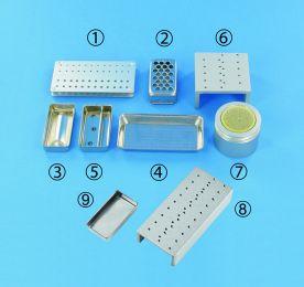 Zubehör für Norm- und Mini-Trays Alu