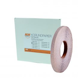 M+W SELECT KORUNDPAPIER K 80