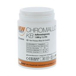 M+W SELECT CHROMALLOY KB