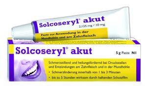 Solcoseryl akut 1