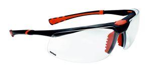 M+W Schutzbrille Ergofit klar
