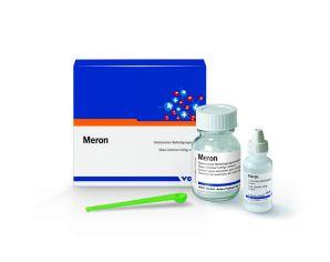 Meron Pulver + Flüssigkeit