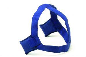 Kopfkappe, blau