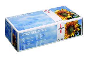 Pure Latex Sensitive Handschuhe