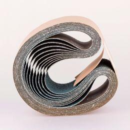 Schleifbänder für Trockenschleifer