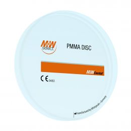 M+W SELECT PMMA DISC clear